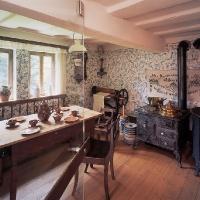 Küche um 1900