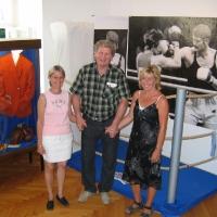 Sport Talk mit Peter Hussing